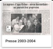 Presse 2003-2004