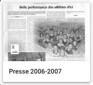 Presse 2006-2007