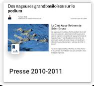 Presse 2010-2011