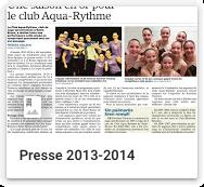 Presse 2013-2014