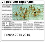 Presse 2014-2015